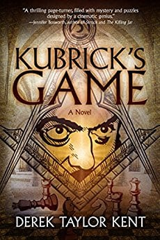 Book Review: Kubrick's Game by Derek Taylor Kent