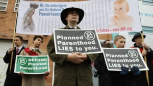 gettyimages 634745402 300x169 - Planned Parenthood Controversy: Should They Be Defunded?