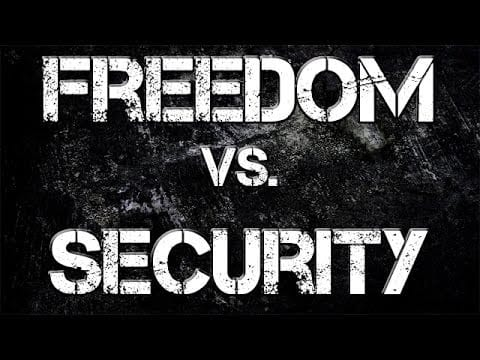 Security vs. Freedom: The Balancing Act