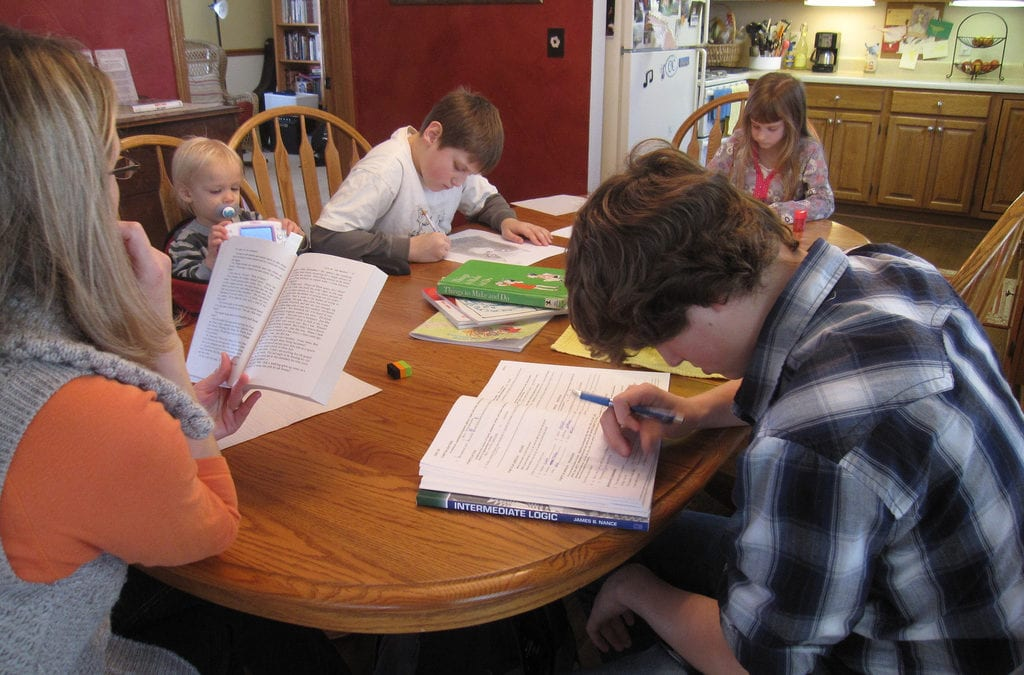 7 Ways to Encourage Reading in a Homeschool Setting