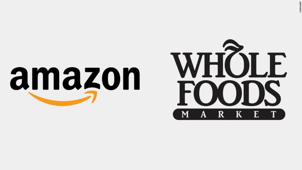 Amazon Purchase of Whole Foods Set to Disrupt Grocery