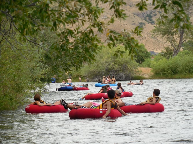 Floating Season is Here in Boise (Finally)