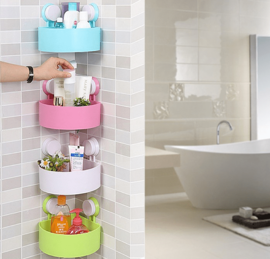 bathroom3 - Create a Minimalistic Bathroom Theme with Smart Accessories
