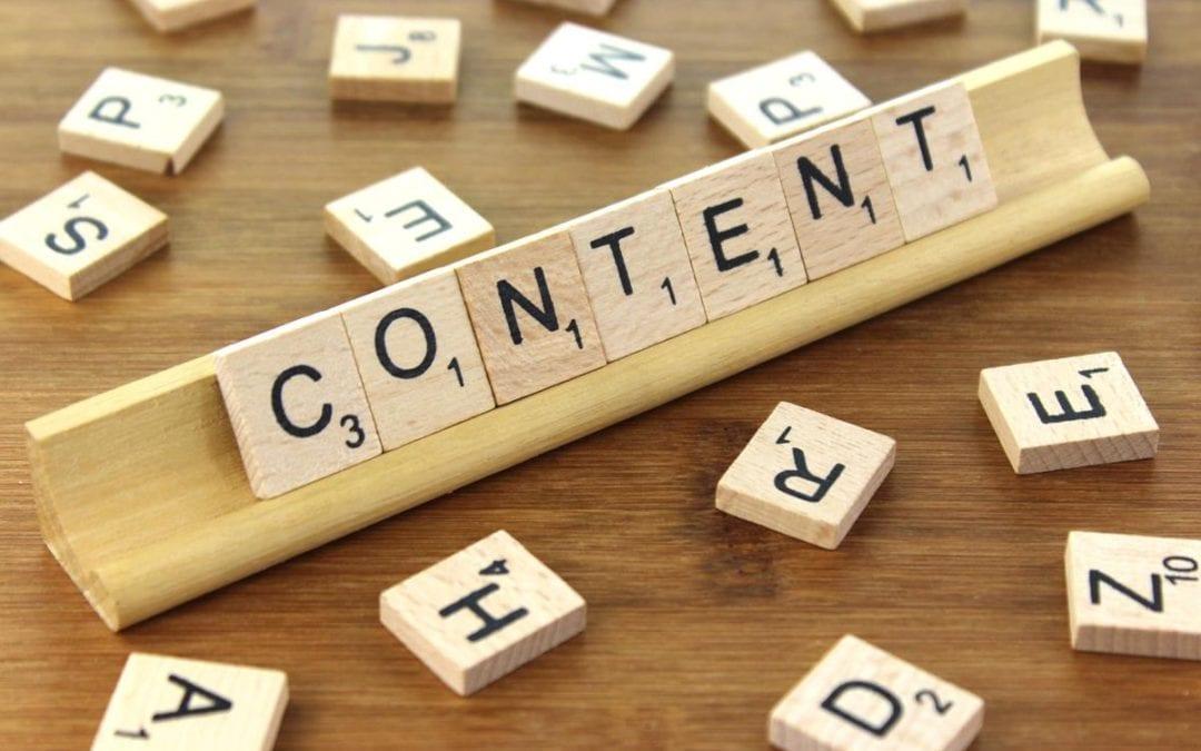 Content Strategy: A Pillar Approach