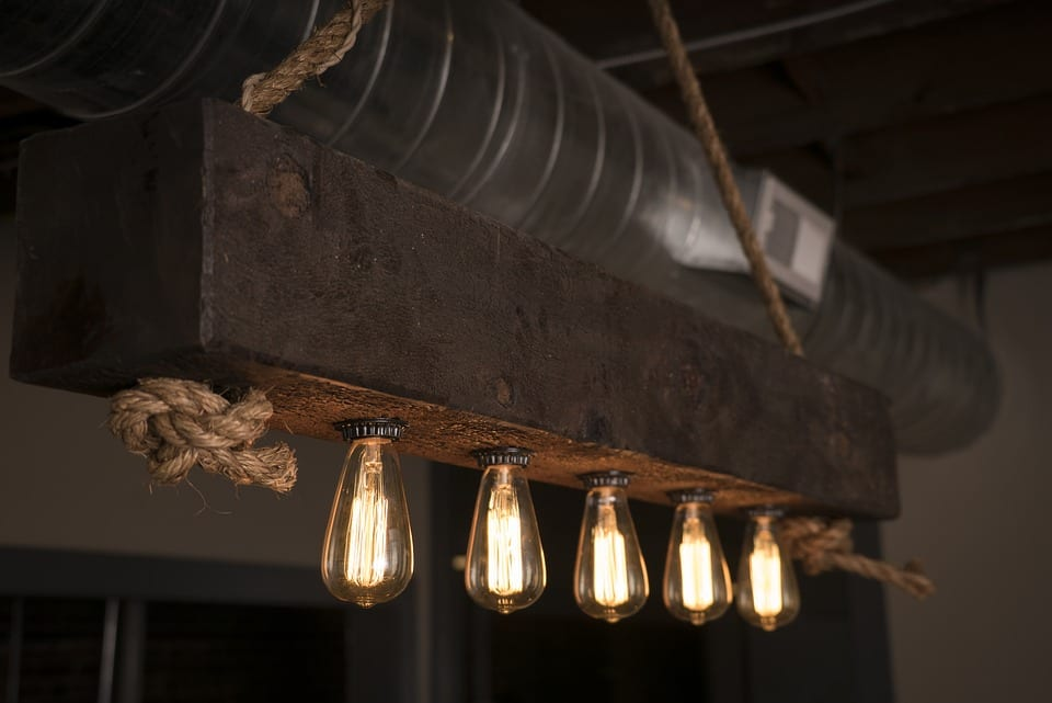 5 Places for Your Edison Bulbs