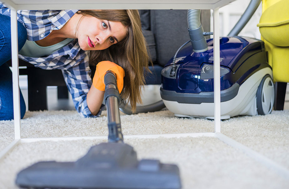 Top 4 Ways to Clean Your Carpet