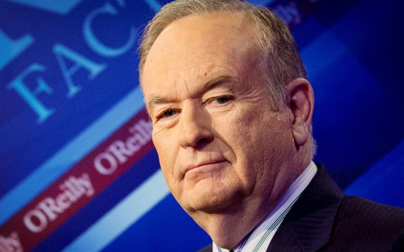 Bill O'Reilly: Sex, Lies and a Cancelled Show
