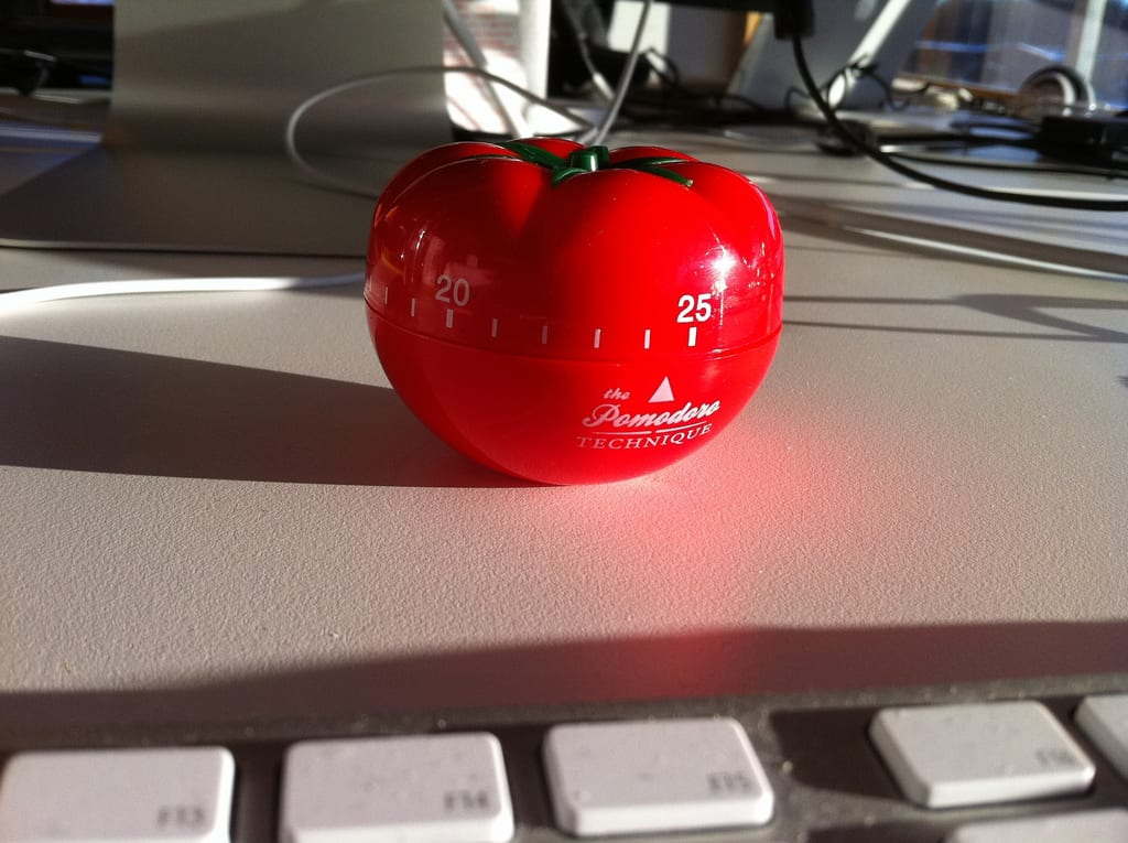 GUEST POST: Pomodoro Technique: Getting Efficient Results