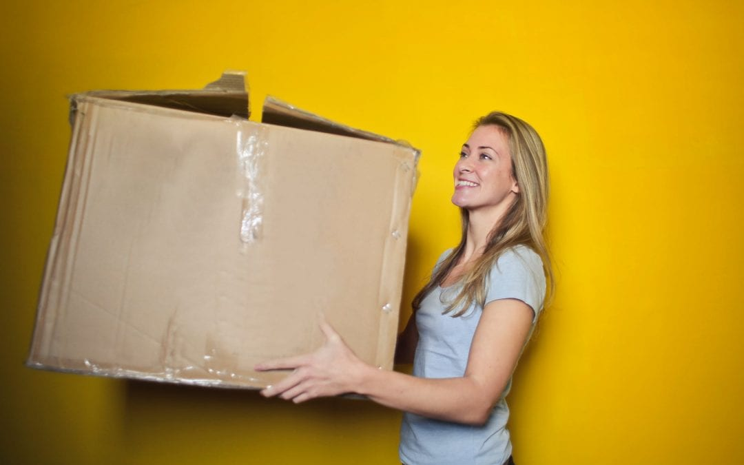 The Side Of Moving House That No One Wants To Talk About